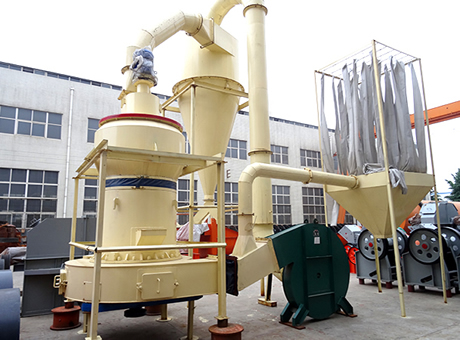 HGM Grinding Mill