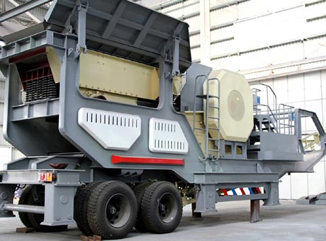 Portable Stone Crusher