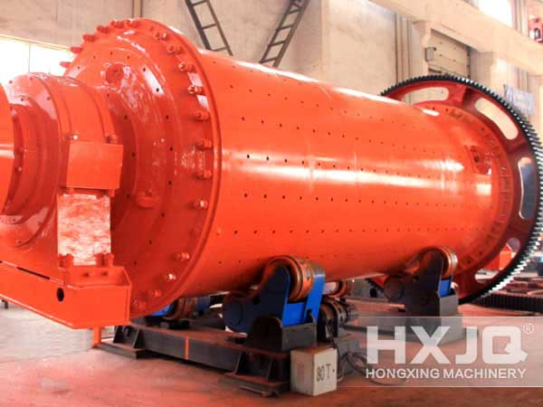 Cement Ball Mill : Temperature control of the materials fed in cement ball