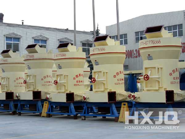 High Pressure Micropowder Mill for Sale