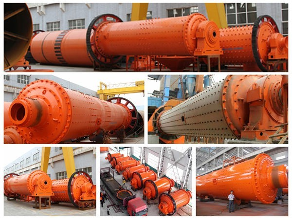Cement Tube Mill