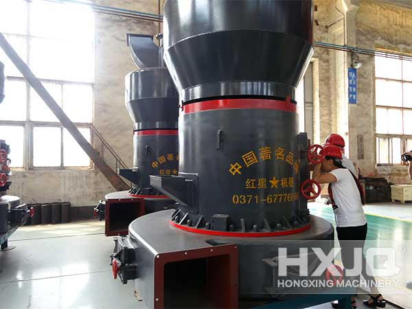 Bauxite Grinding Machines