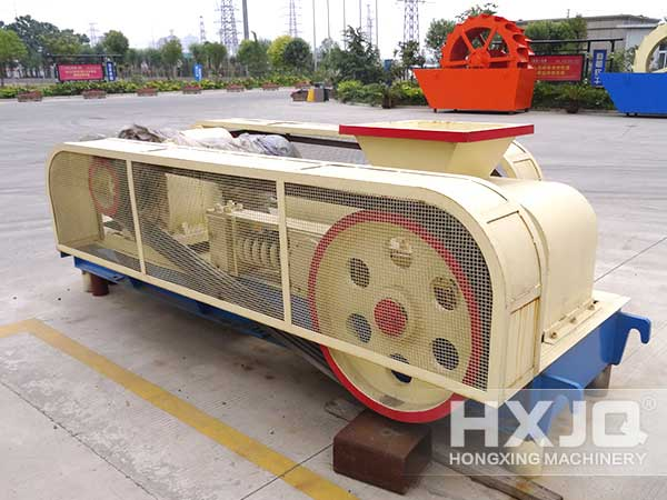 roller crusher suppler