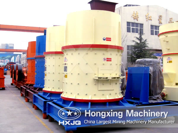 Combination Crusher for Sale