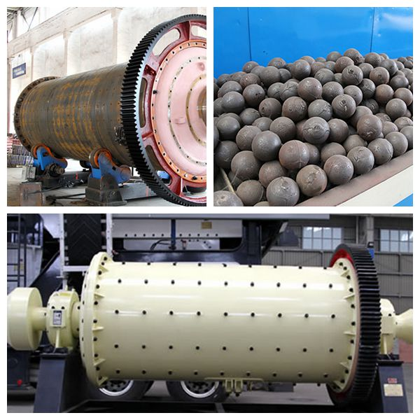 how to solve the noise of ball mill